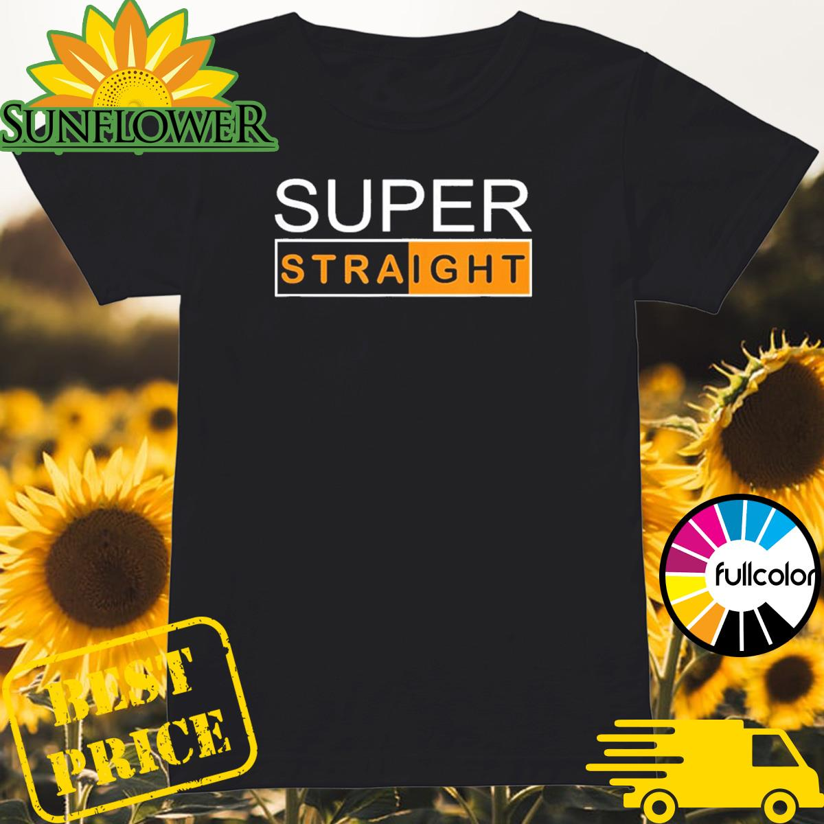 Official Super Straight Identity Shirt Ladies
