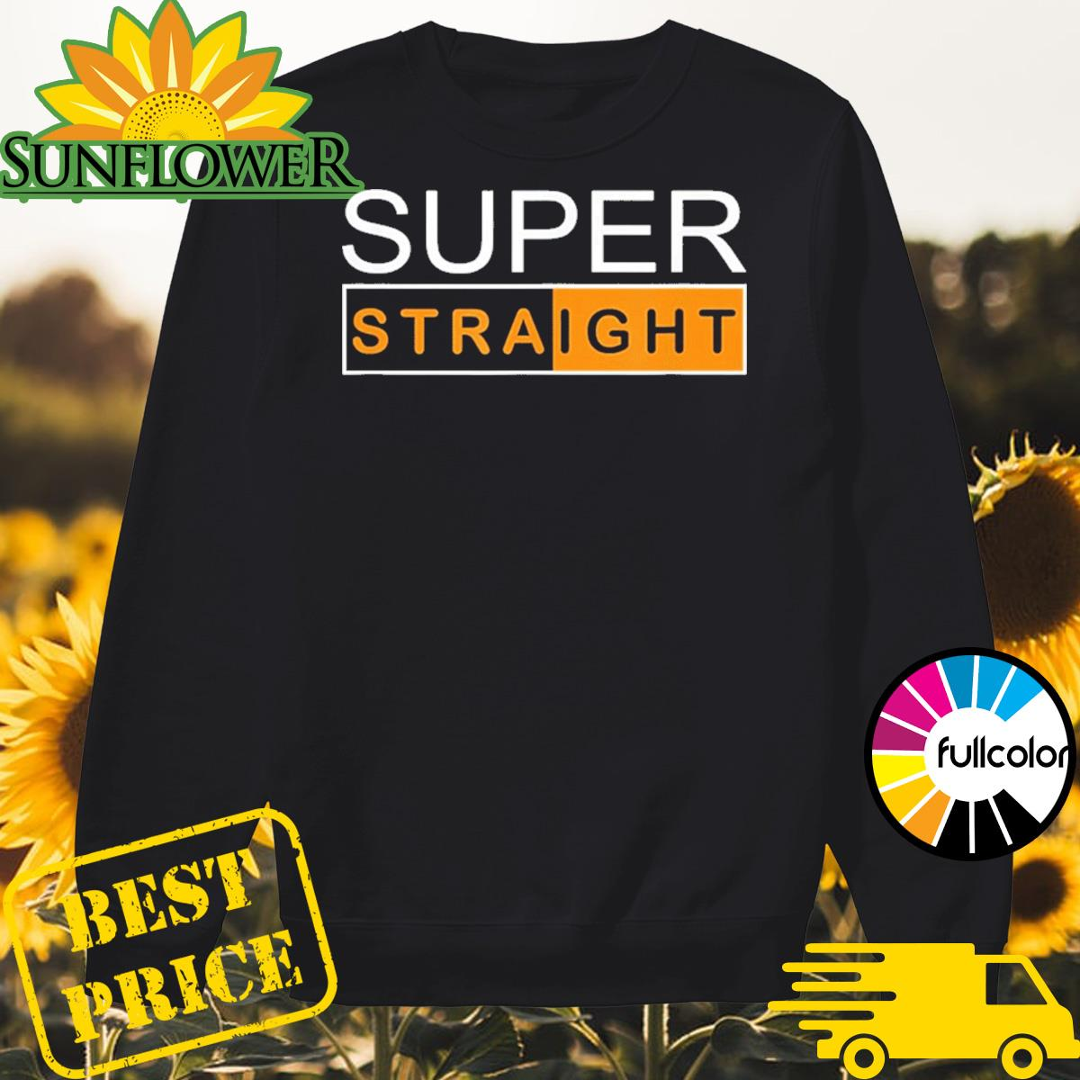 Official Super Straight Identity Shirt Sweater