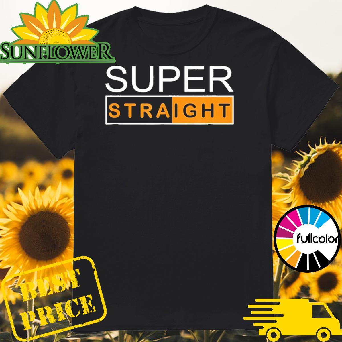 Official Super Straight Identity Shirt