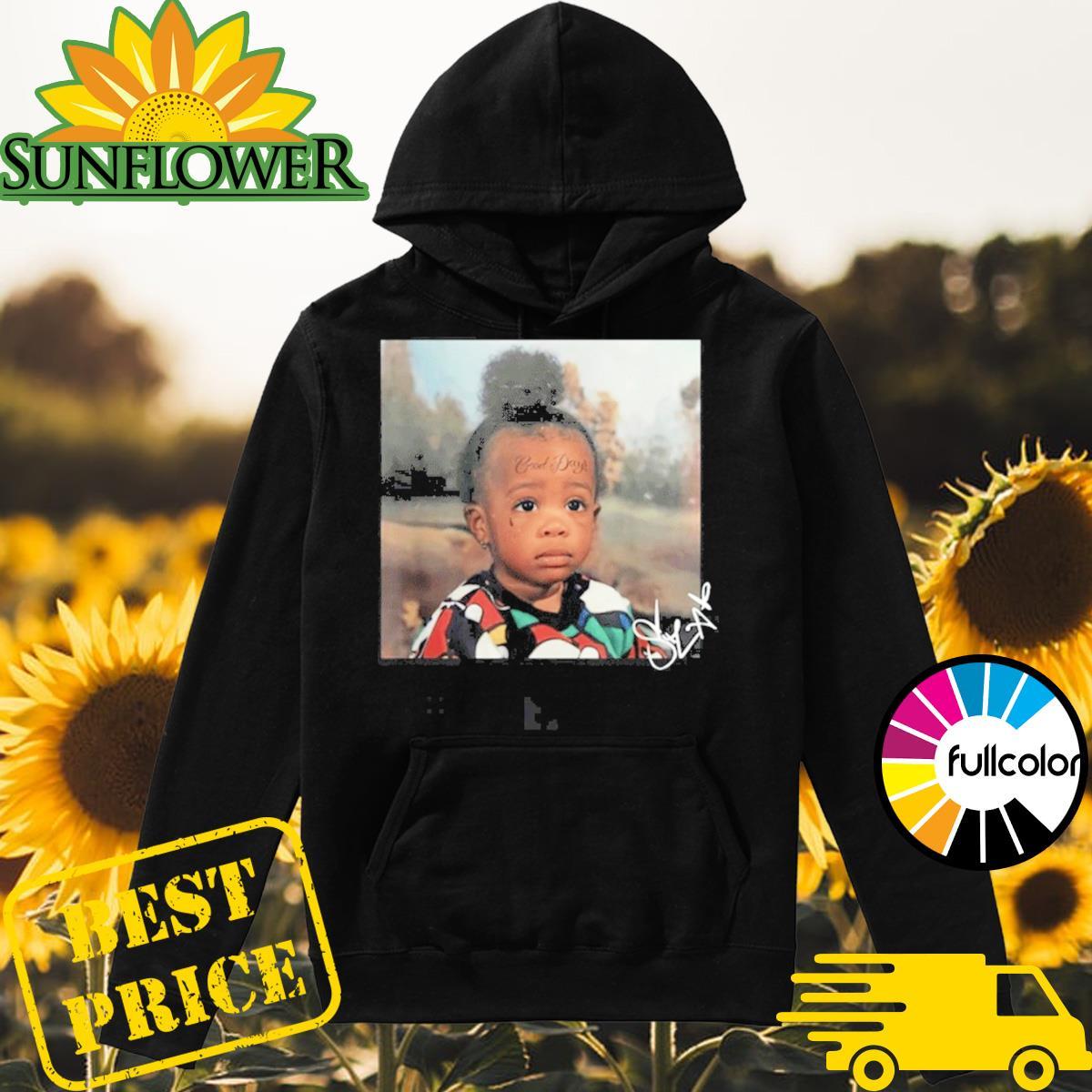 SZA Good Days Merch GD Baby Shirt Hoodie