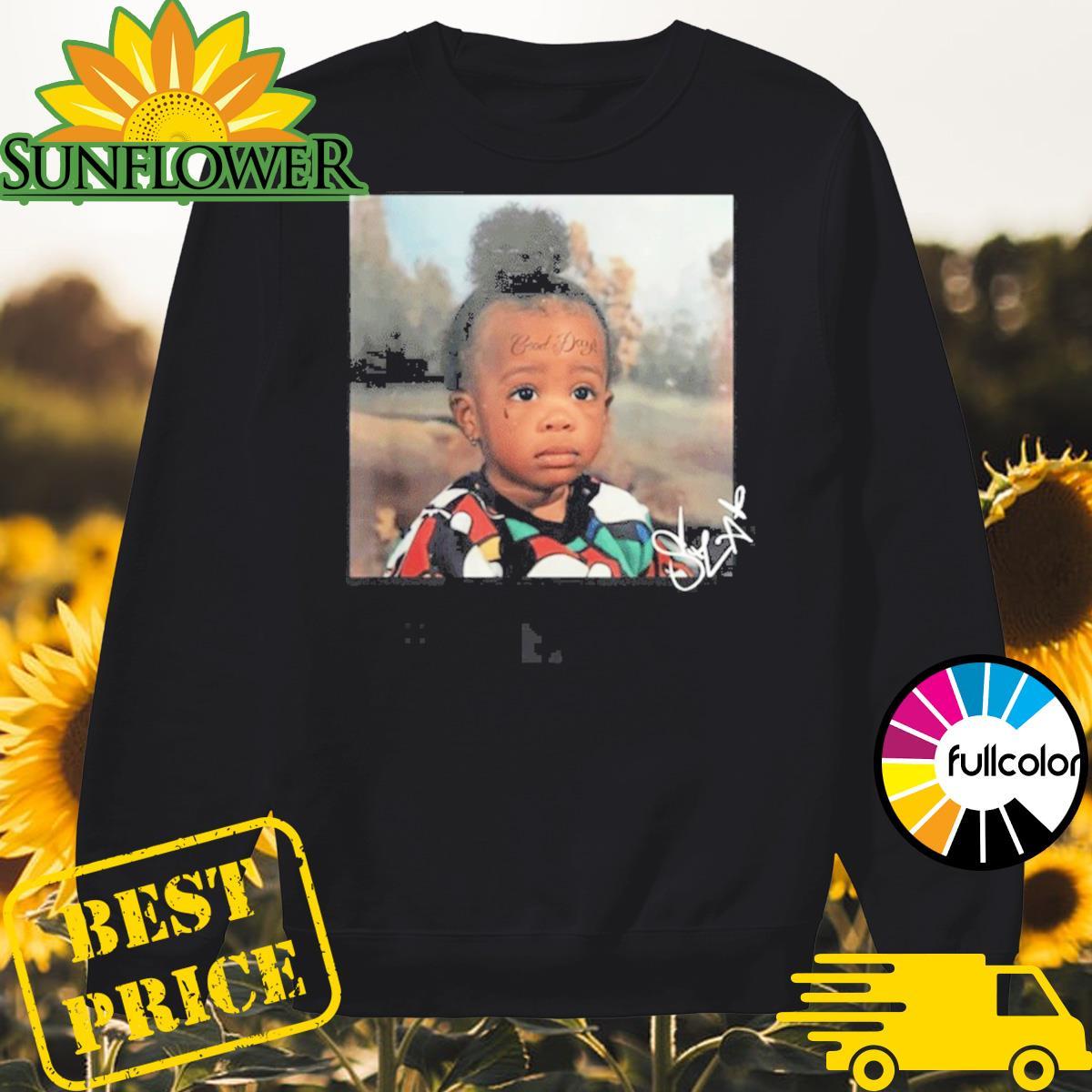 SZA Good Days Merch GD Baby Shirt Sweater
