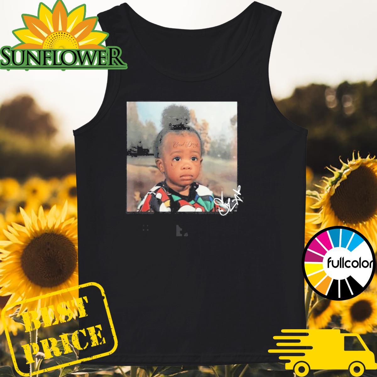 SZA Good Days Merch GD Baby Shirt Tank-top