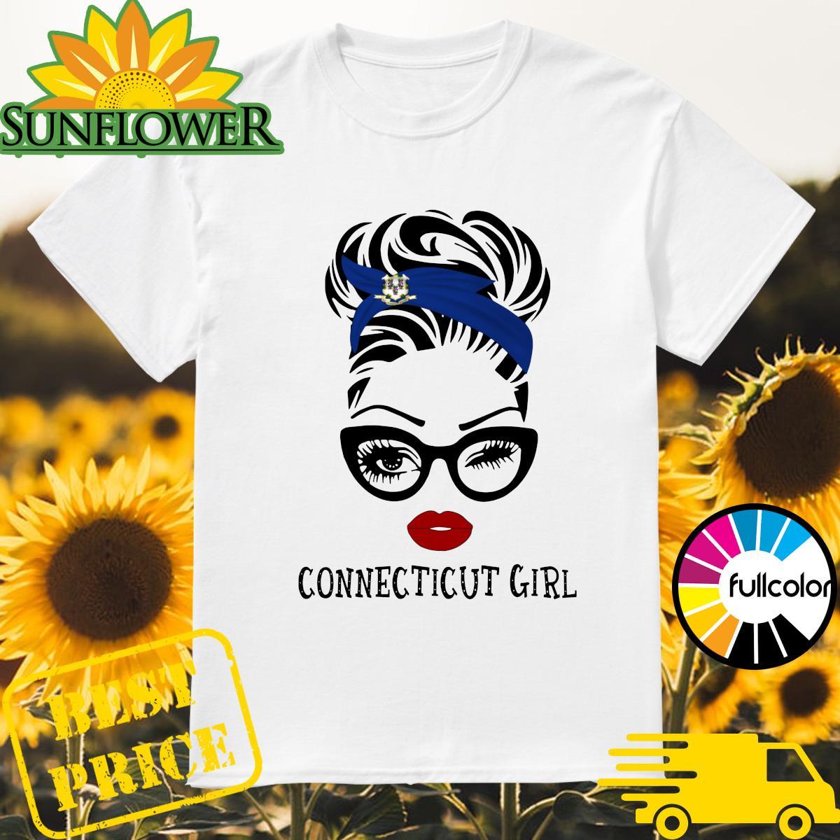 Official Connecticut Girl Shirt