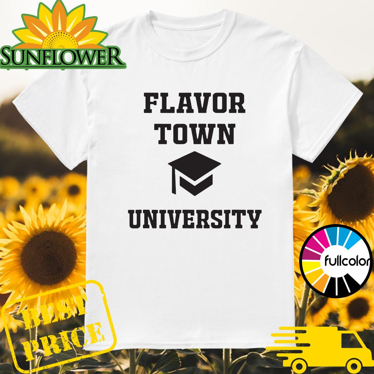 Official Flavortown University Shirt