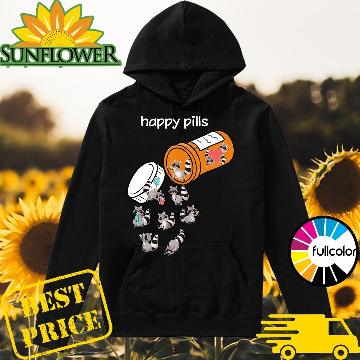 Official Marsupialia Happy Pills Shirt Hoodie