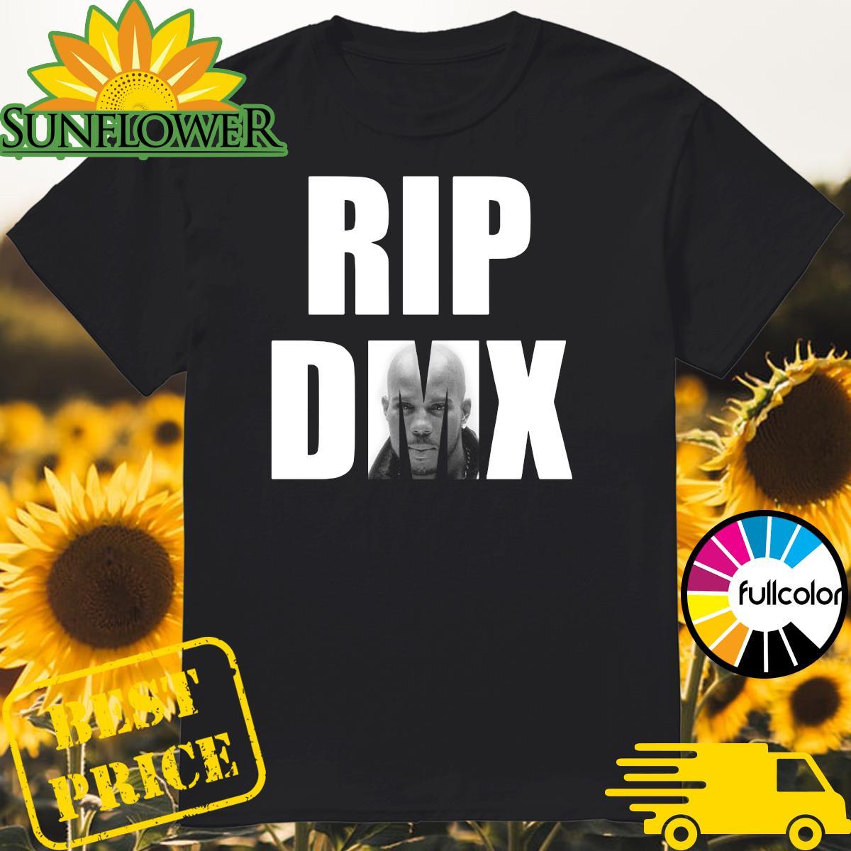 Official RIP DMX Shirt, Rest In Peace DMX, Hip Hop Shirt, Rap Shirt