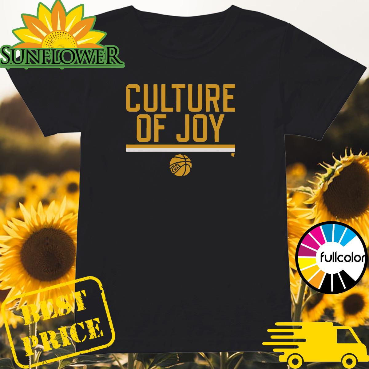 Official Waco, Tx Basketball Culture Of Joy Shirt Ladies