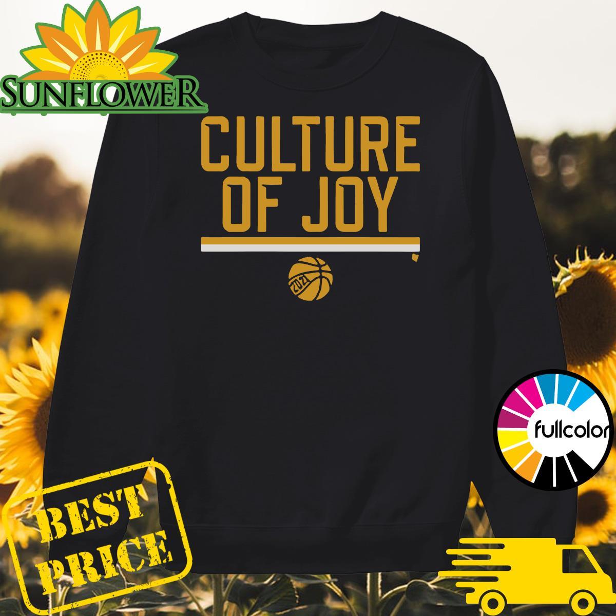 Official Waco, Tx Basketball Culture Of Joy Shirt Sweater