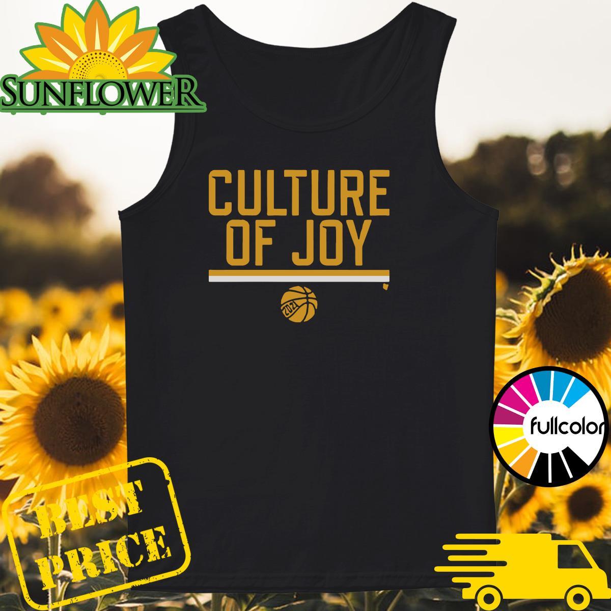 Official Waco, Tx Basketball Culture Of Joy Shirt Tank-top