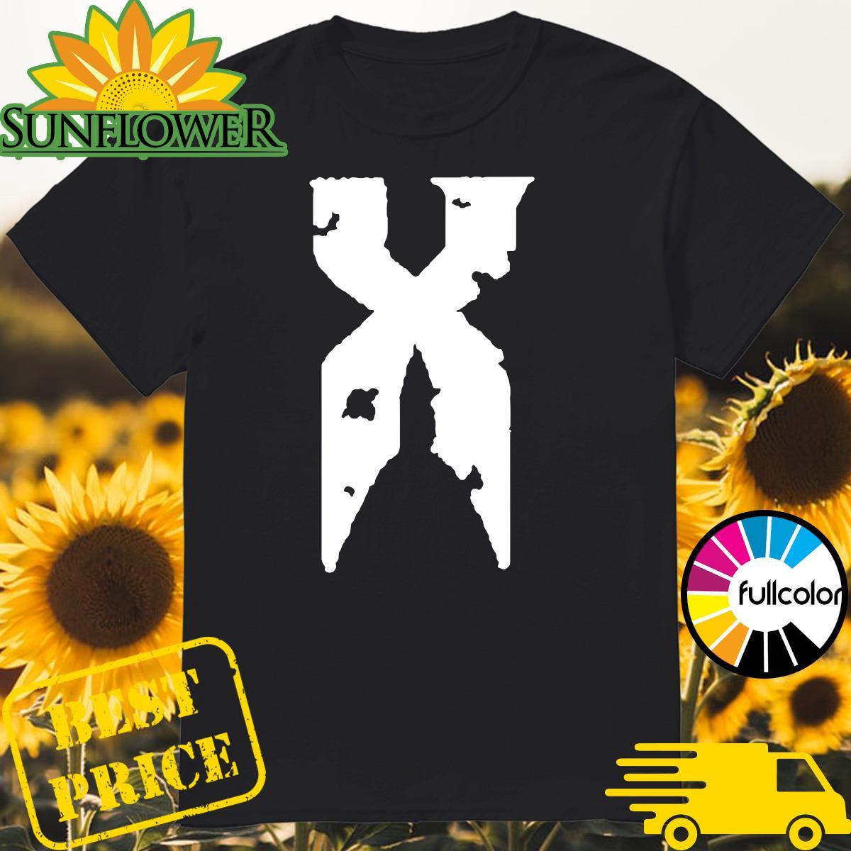 Official X Shirt, DMX Shirt, Rest In Peace DMX