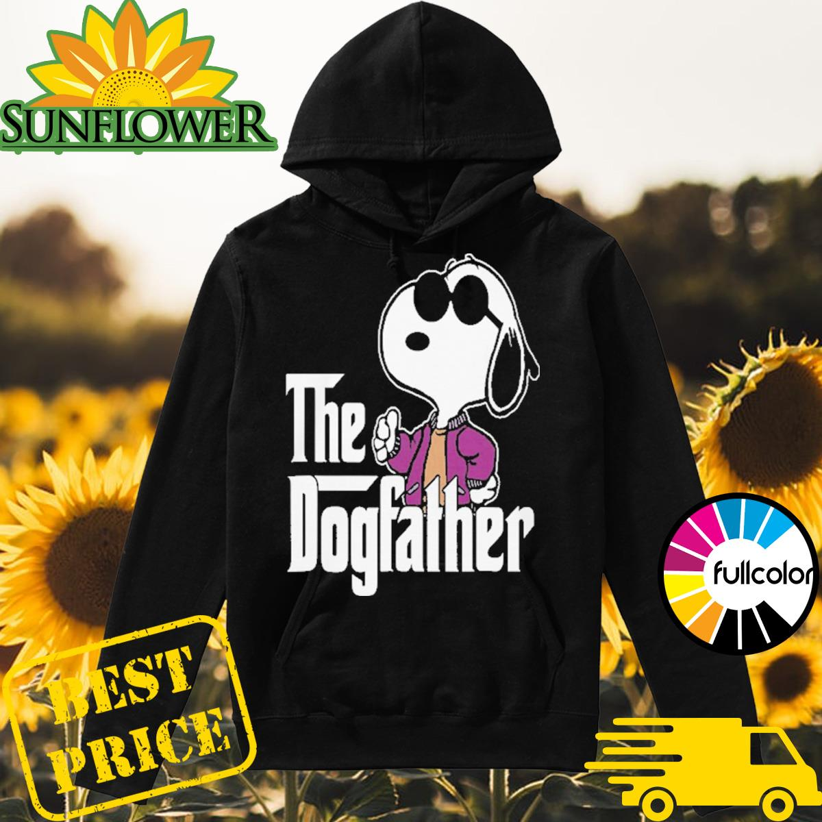 Snoopy The Dogfather Hoodie