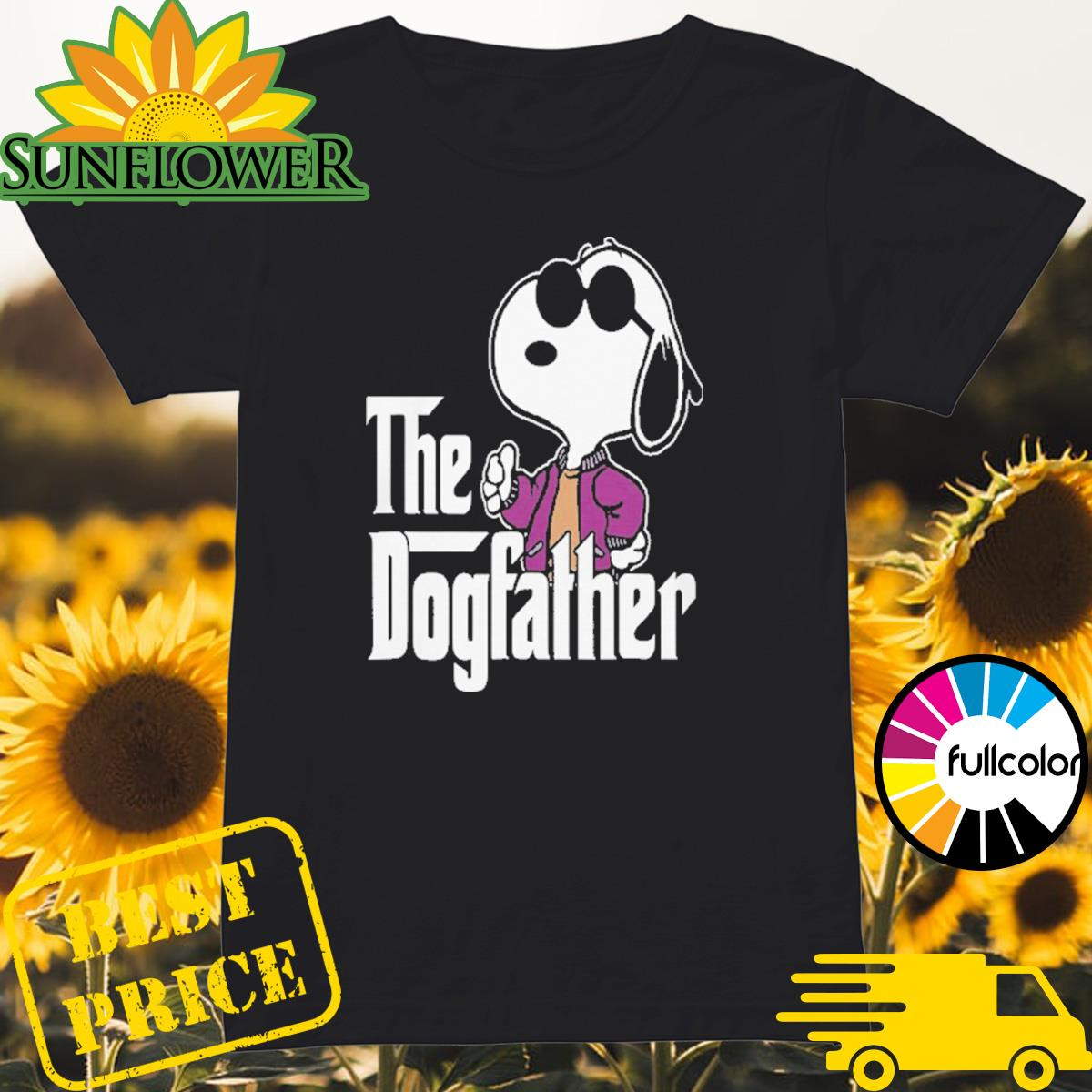 Snoopy The Dogfather Ladies